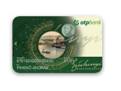 Online OTP SZÉP kártyás fizetés